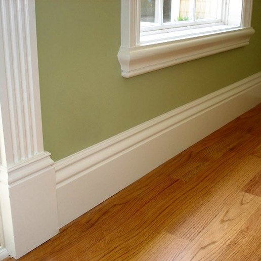 Baseboards ~ Winterseal
